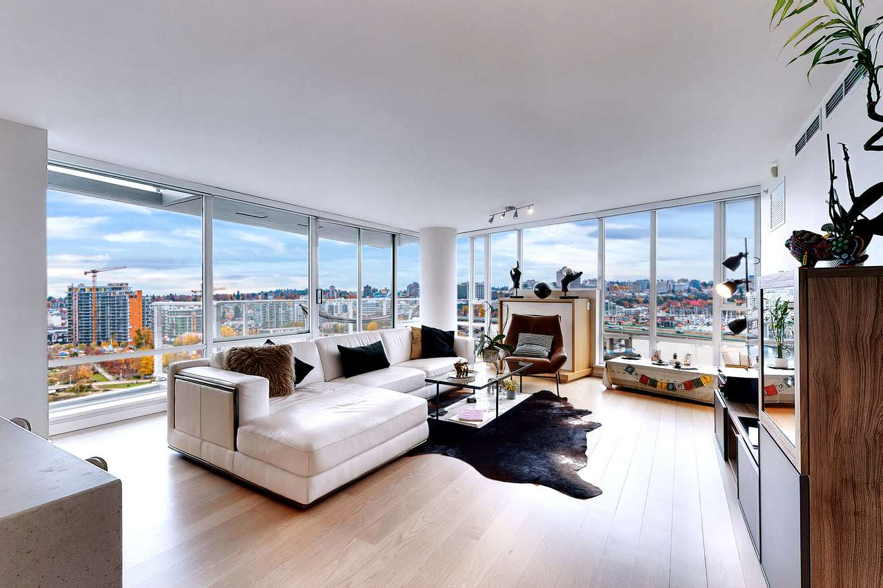 1602 8 SMITHE MEWS - Yaletown Apartment/Condo for sale, 2 Bedrooms (R2518054) - #3