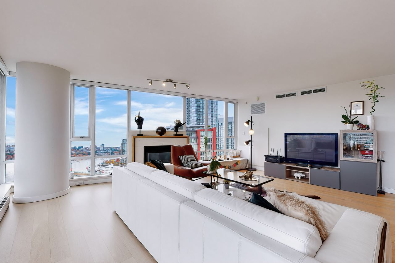 1602 8 SMITHE MEWS - Yaletown Apartment/Condo for sale, 2 Bedrooms (R2518054) - #5