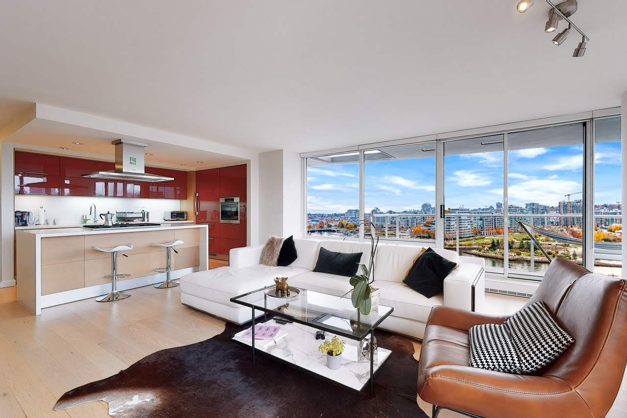 1602 8 SMITHE MEWS - Yaletown Apartment/Condo for sale, 2 Bedrooms (R2518054) - #7