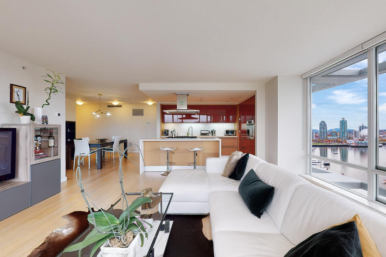 1602 8 SMITHE MEWS - Yaletown Apartment/Condo for sale, 2 Bedrooms (R2518054) - #9