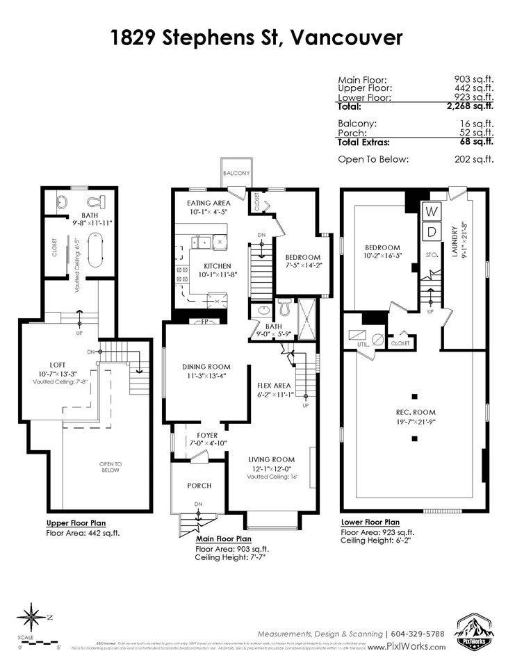 1829 STEPHENS STREET - Kitsilano House/Single Family for sale, 2 Bedrooms (R2518181) - #27