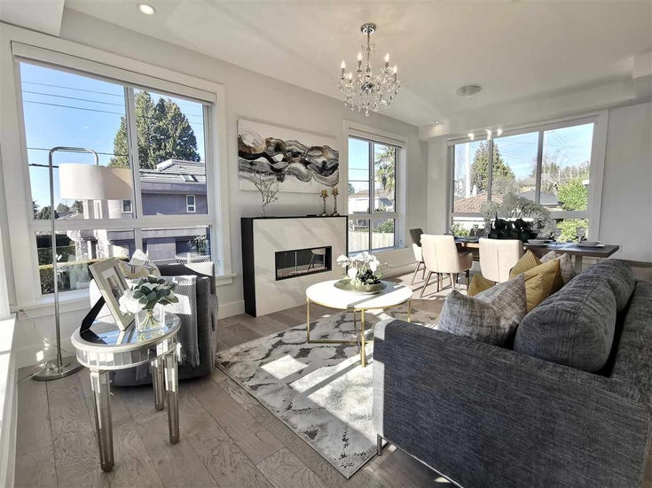 1503 W 60TH AVENUE - South Granville Townhouse for sale, 4 Bedrooms (R2518195)