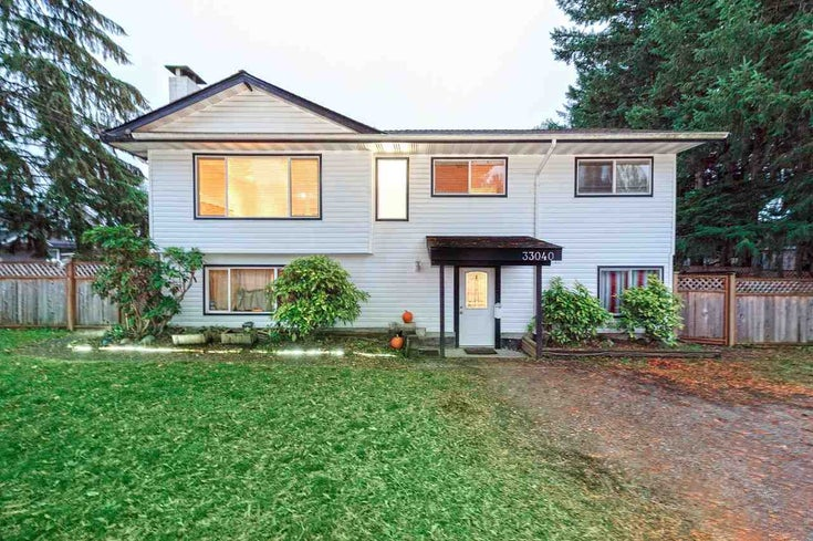 33040 ARBUTUS AVENUE - Mission BC House/Single Family for sale, 5 Bedrooms (R2518205)