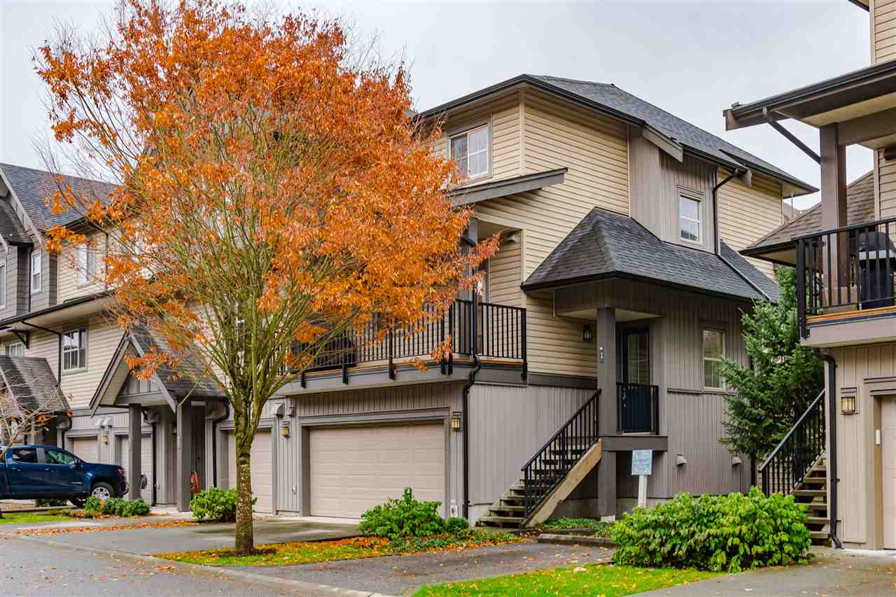 34 9525 204 STREET - Walnut Grove Townhouse for sale, 4 Bedrooms (R2518211) - #1