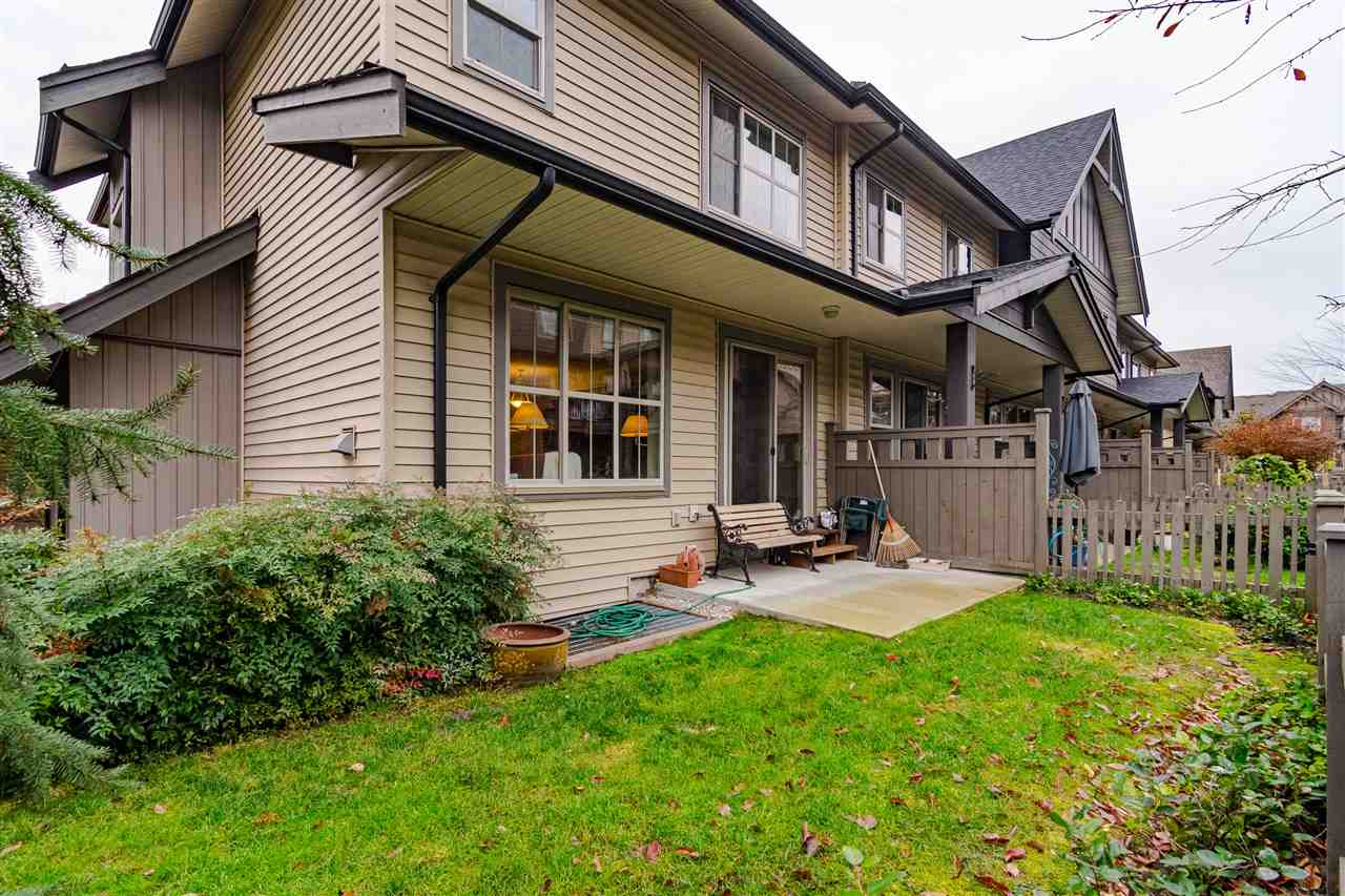 34 9525 204 STREET - Walnut Grove Townhouse for sale, 4 Bedrooms (R2518211) - #28