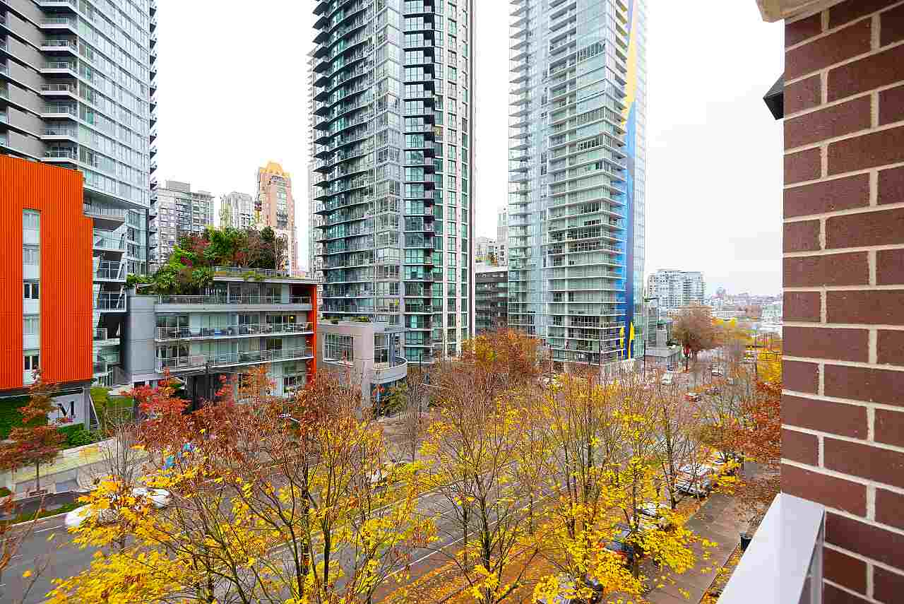 607 550 PACIFIC STREET - Yaletown Apartment/Condo for sale, 1 Bedroom (R2518255) - #11