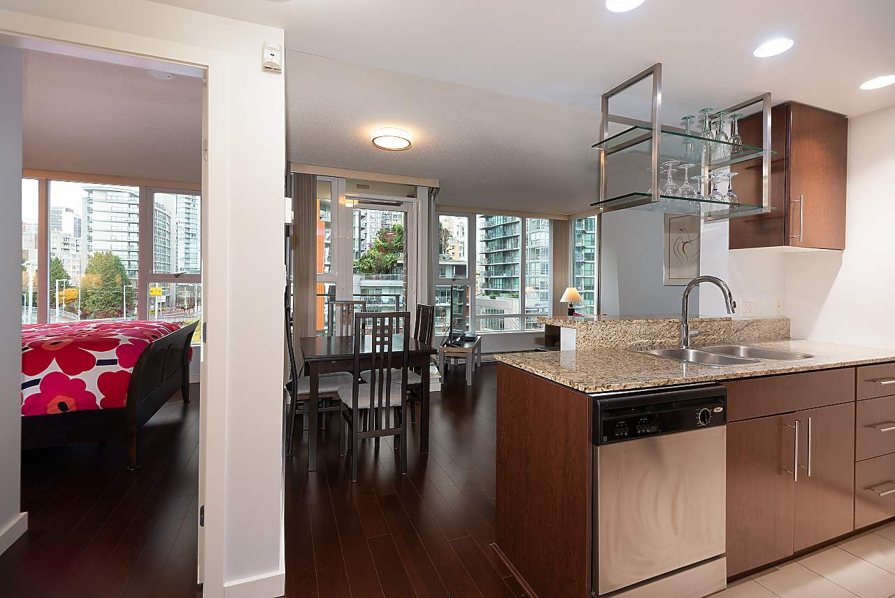 607 550 PACIFIC STREET - Yaletown Apartment/Condo for sale, 1 Bedroom (R2518255) - #4
