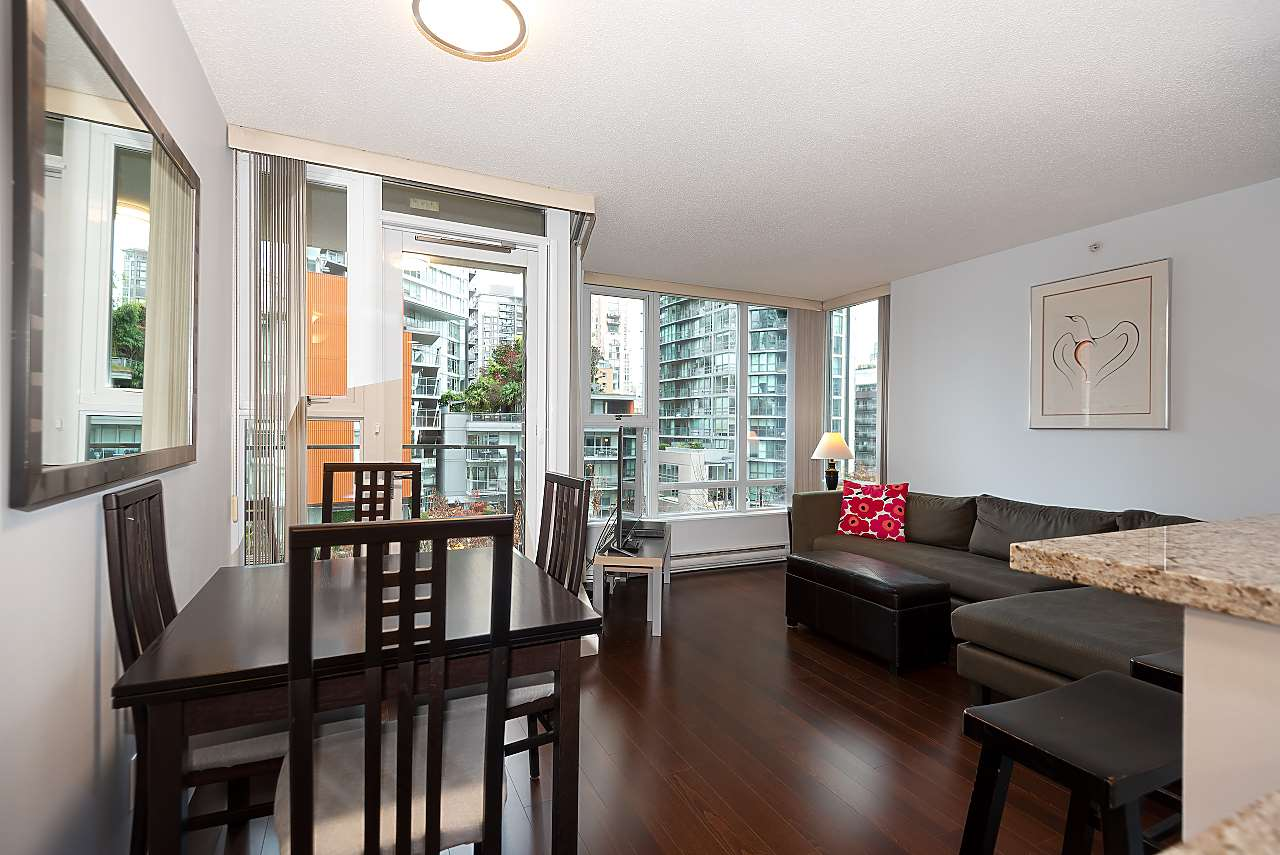 607 550 PACIFIC STREET - Yaletown Apartment/Condo for sale, 1 Bedroom (R2518255) - #6