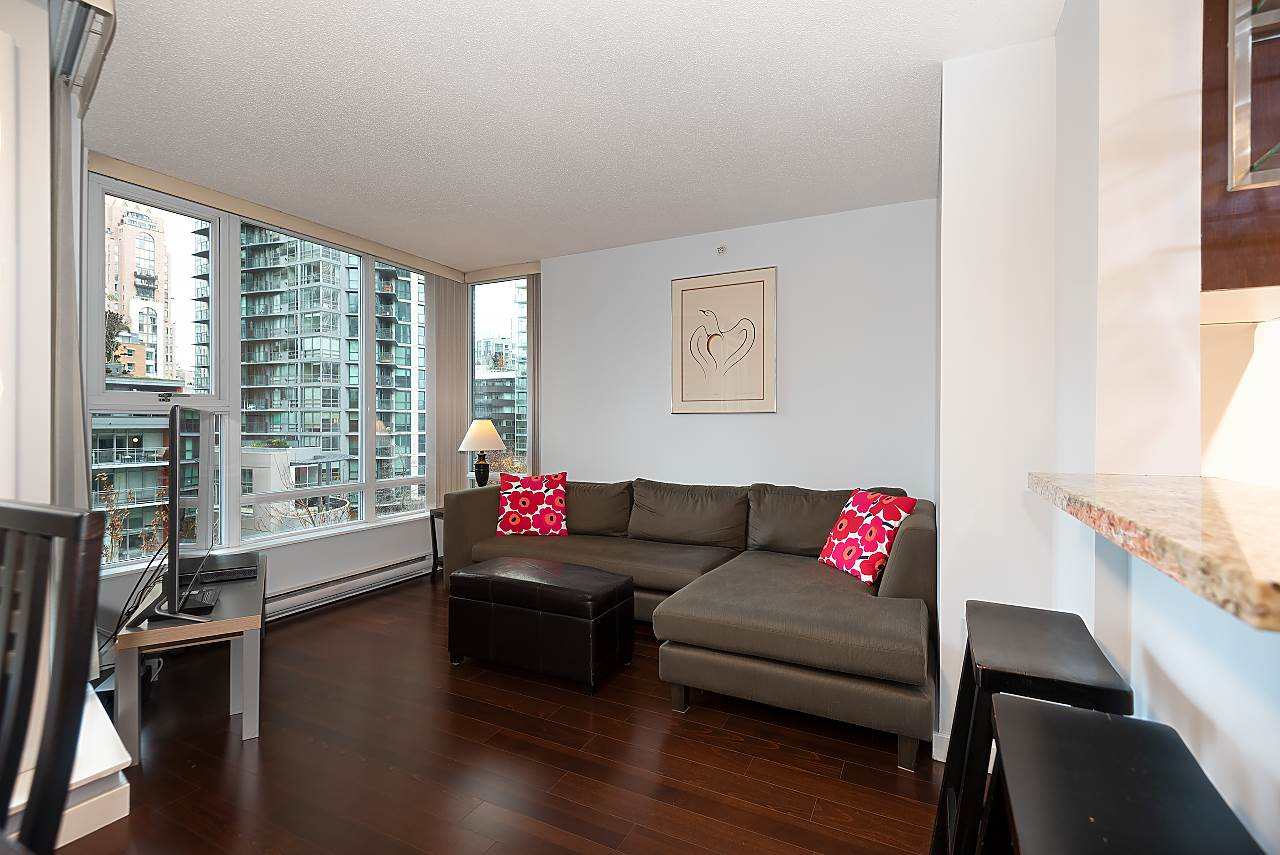 607 550 PACIFIC STREET - Yaletown Apartment/Condo for sale, 1 Bedroom (R2518255) - #7
