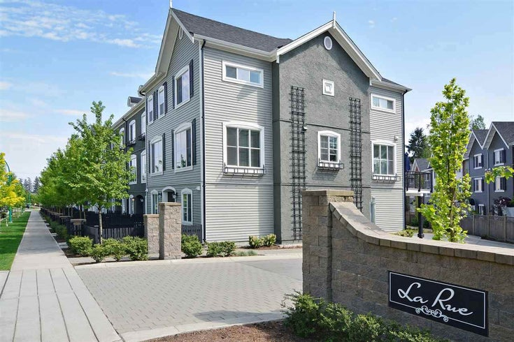 15 19180 65 AVENUE - Clayton Townhouse for sale, 3 Bedrooms (R2518284)