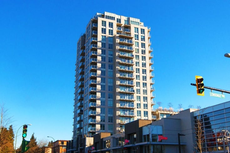 309 135 E 17TH STREET - Central Lonsdale Apartment/Condo for sale, 1 Bedroom (R2518303)