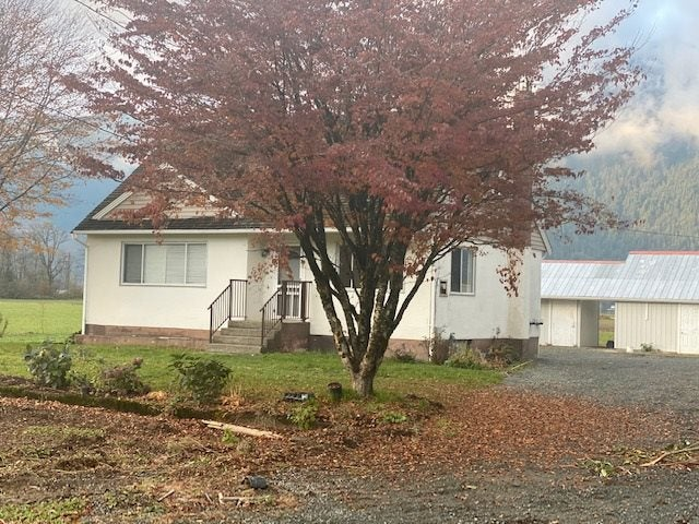 A 5541 LOUGHEED HIGHWAY - Agassiz House with Acreage for sale, 3 Bedrooms (R2518311)