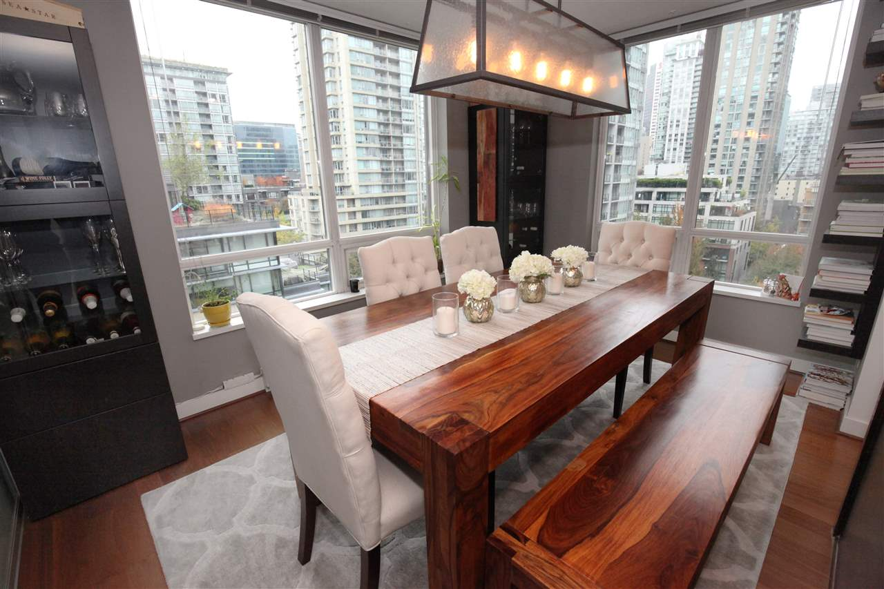 1106 1055 HOMER STREET - Yaletown Apartment/Condo for sale, 2 Bedrooms (R2518319) - #2