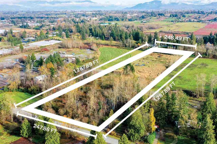 2496 LEFEUVRE ROAD - Aberdeen  for sale(R2518320)