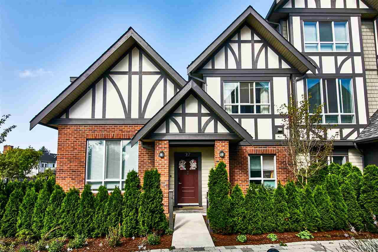 27 10388 NO. 2 ROAD - Woodwards Townhouse for sale, 4 Bedrooms (R2518325)