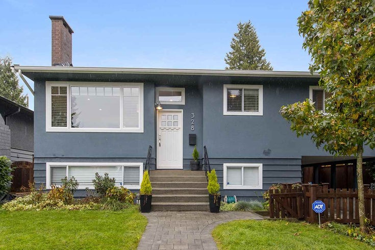 328 E 23RD STREET - Central Lonsdale House/Single Family for sale, 4 Bedrooms (R2518336)