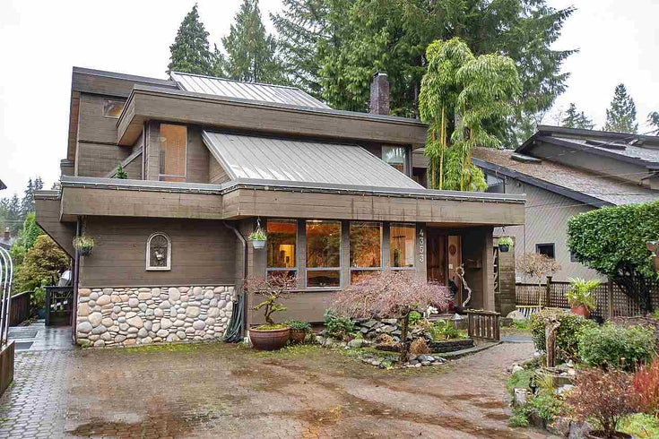 4353 RAEBURN STREET - Deep Cove House/Single Family for sale, 4 Bedrooms (R2518343)