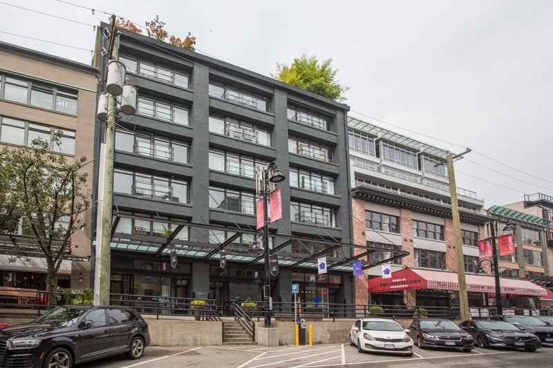 605 1155 MAINLAND STREET - Yaletown Apartment/Condo for sale, 2 Bedrooms (R2518362) - #1
