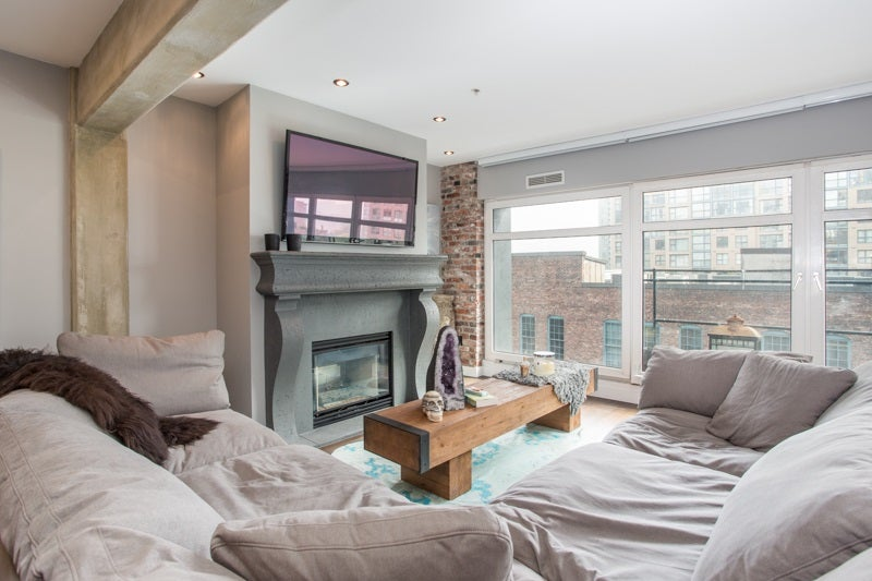 605 1155 MAINLAND STREET - Yaletown Apartment/Condo for sale, 2 Bedrooms (R2518362) - #4