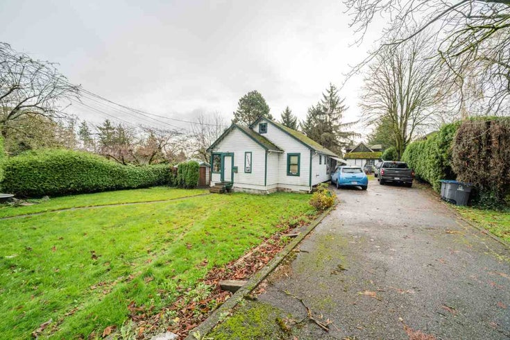 17328 60 AVENUE - Cloverdale BC House/Single Family for sale, 2 Bedrooms (R2518399)