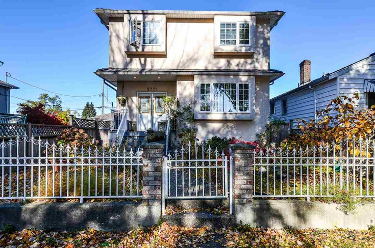 2771 E 27TH AVENUE - Renfrew Heights House/Single Family for sale, 8 Bedrooms (R2518428)