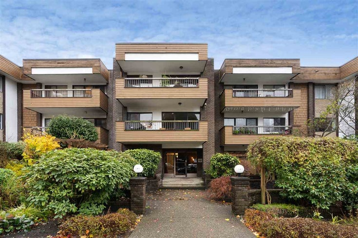 305 141 E 18TH STREET - Central Lonsdale Apartment/Condo for sale, 1 Bedroom (R2518433)