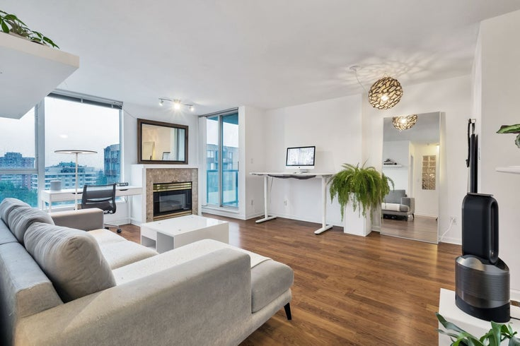 1304 7077 BERESFORD STREET - Highgate Apartment/Condo for sale, 1 Bedroom (R2518446)