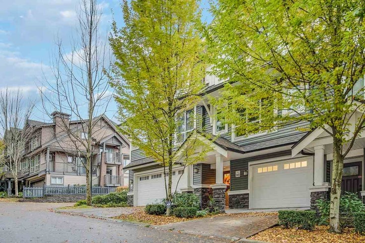 145 1460 SOUTHVIEW STREET - Burke Mountain Townhouse for sale, 4 Bedrooms (R2518485)
