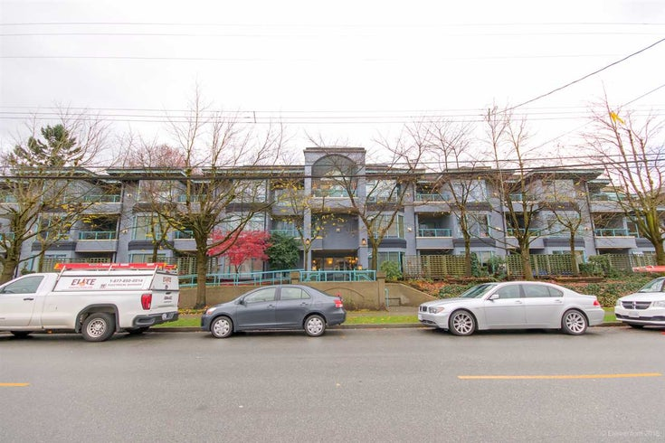102 1966 COQUITLAM AVENUE - Glenwood PQ Apartment/Condo for sale, 1 Bedroom (R2518497)
