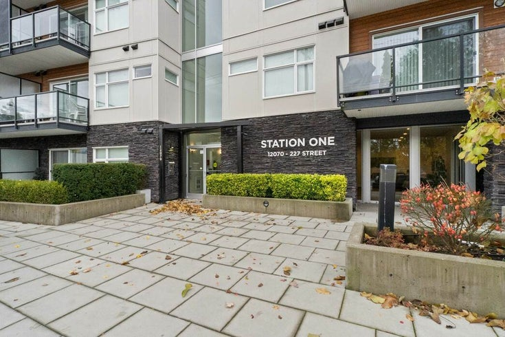 308 12070 227 STREET - East Central Apartment/Condo for sale, 1 Bedroom (R2518514)