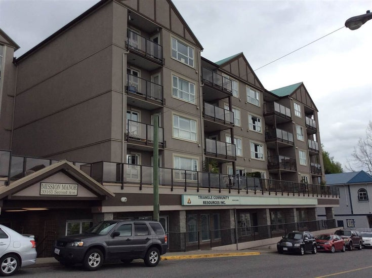 104 33165 2ND AVENUE - Mission BC Apartment/Condo for sale, 2 Bedrooms (R2518525)