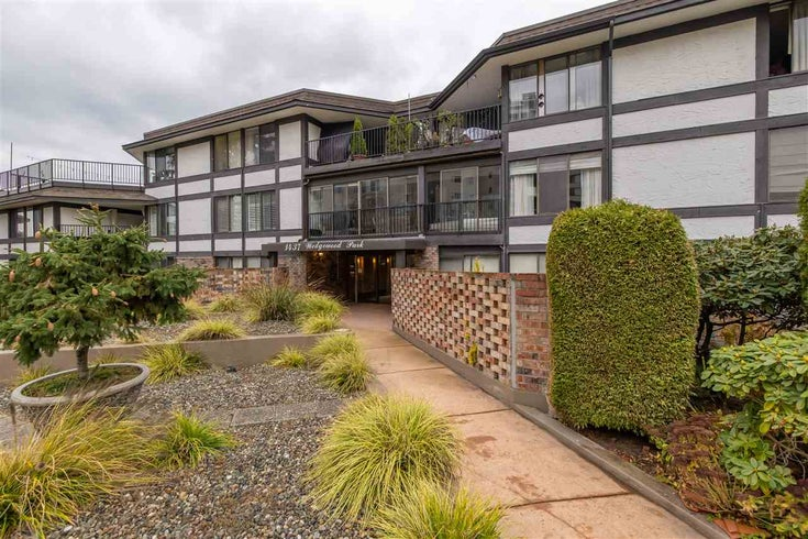 408 1437 FOSTER STREET - White Rock Apartment/Condo for sale, 2 Bedrooms (R2518541)