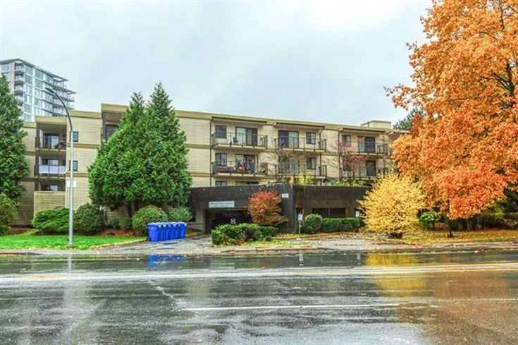 216 6931 COONEY ROAD - Brighouse Apartment/Condo for sale, 1 Bedroom (R2518555)