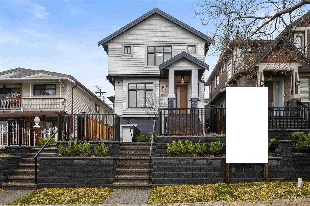 3380 CHURCH STREET - Collingwood VE 1/2 Duplex for sale, 5 Bedrooms (R2518558)