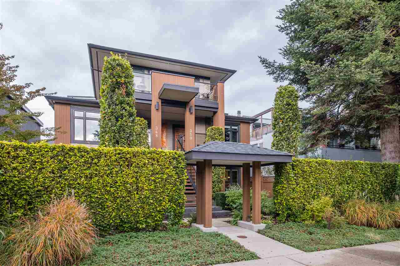 352 E 3RD STREET - Lower Lonsdale Townhouse for sale, 2 Bedrooms (R2518565) - #1