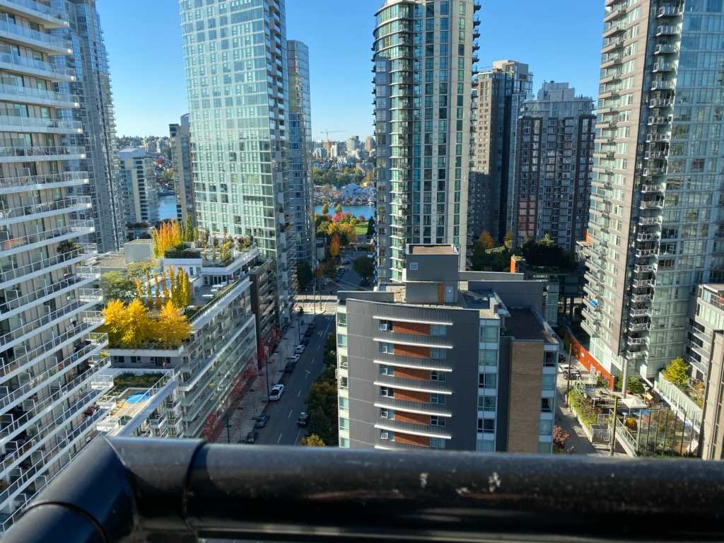 2006 1295 RICHARDS STREET - Downtown VW Apartment/Condo for sale, 1 Bedroom (R2518570) - #1