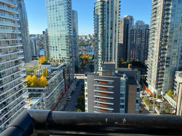 2006 1295 RICHARDS STREET - Downtown VW Apartment/Condo for sale, 1 Bedroom (R2518570)