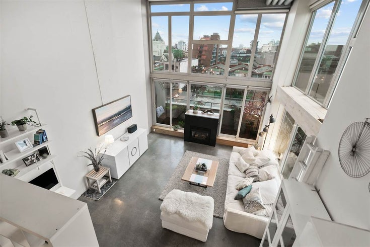 810 289 ALEXANDER STREET - Strathcona Apartment/Condo for sale, 1 Bedroom (R2518698)