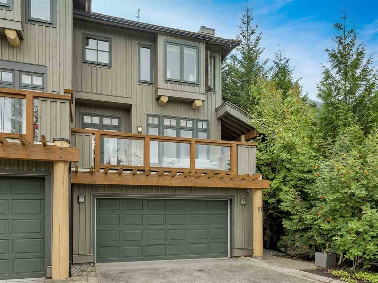 21 2269 NORDIC DRIVE - Nordic Townhouse for sale, 3 Bedrooms (R2518718)