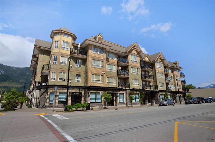 209 38003 SECOND AVENUE - Downtown SQ Apartment/Condo for sale, 2 Bedrooms (R2518723)
