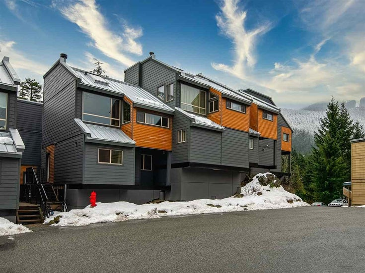 9 2110 WHISTLER ROAD - Nordic Townhouse for sale, 3 Bedrooms (R2518767)