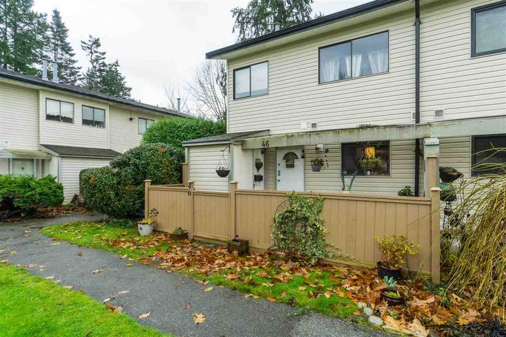 46 5181 204 STREET - Langley City Townhouse for sale, 3 Bedrooms (R2518788)