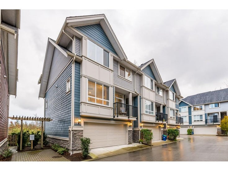 17 21017 76 AVENUE - Willoughby Heights Townhouse for sale, 3 Bedrooms (R2518797)