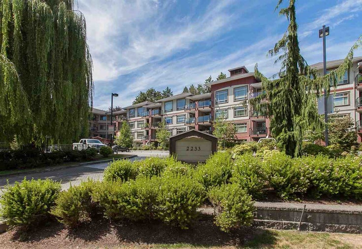 429 2233 MCKENZIE ROAD - Central Abbotsford Apartment/Condo for sale, 1 Bedroom (R2518814)