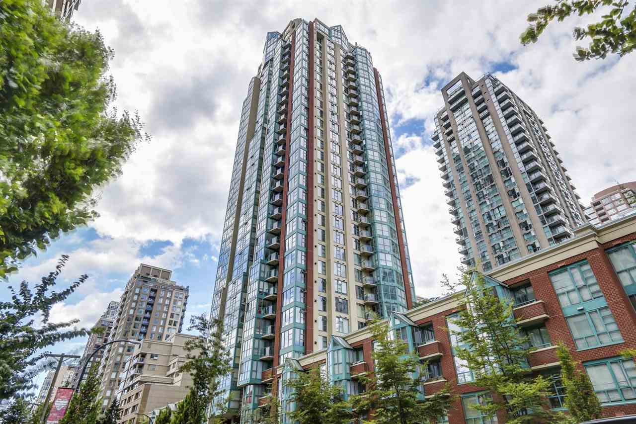 804 939 HOMER STREET - Yaletown Apartment/Condo for sale, 2 Bedrooms (R2518826) - #1
