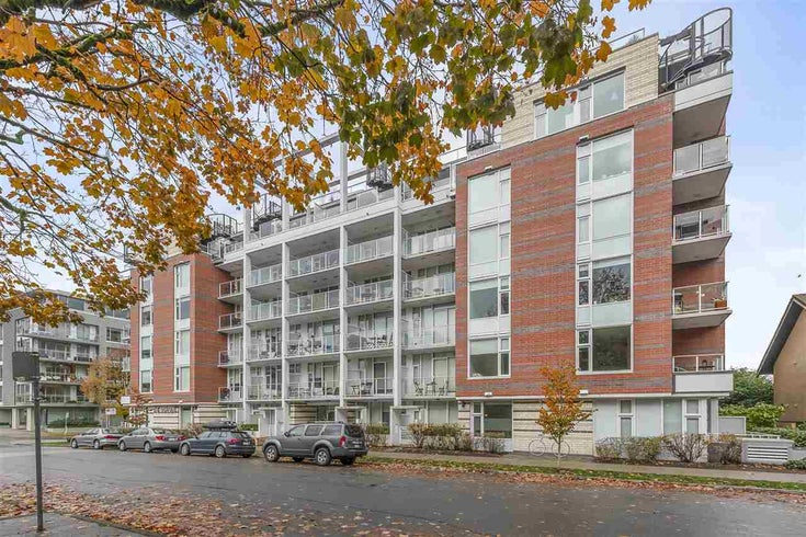 501 311 E 6TH AVENUE - Mount Pleasant VE Apartment/Condo for sale, 1 Bedroom (R2518833)