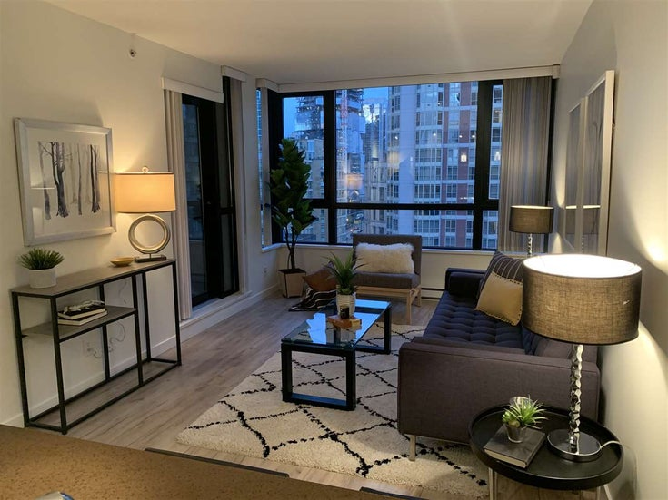 1810 909 MAINLAND STREET - Yaletown Apartment/Condo for sale, 1 Bedroom (R2518845)