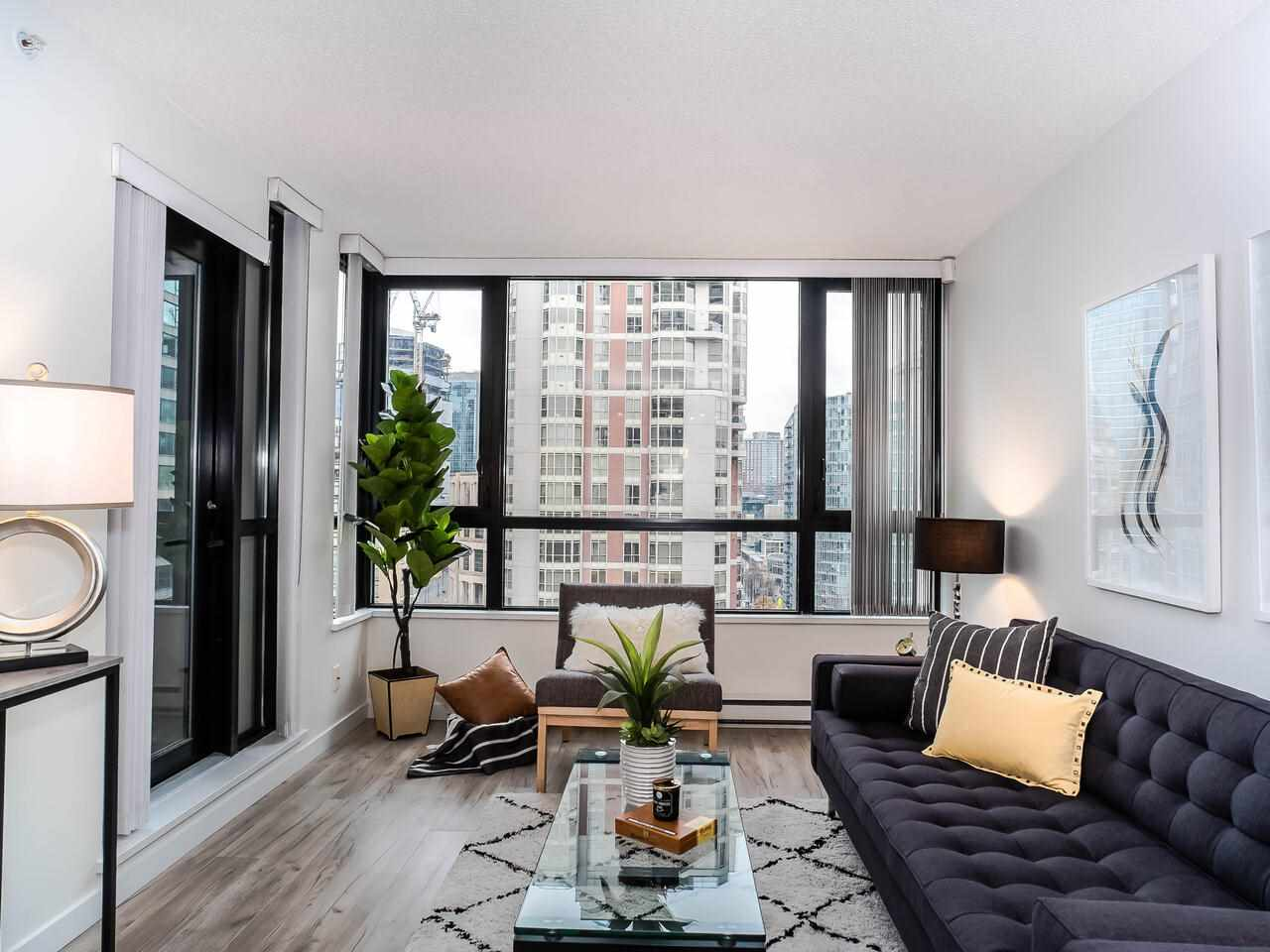 1810 909 MAINLAND STREET - Yaletown Apartment/Condo for sale, 1 Bedroom (R2518845) - #14