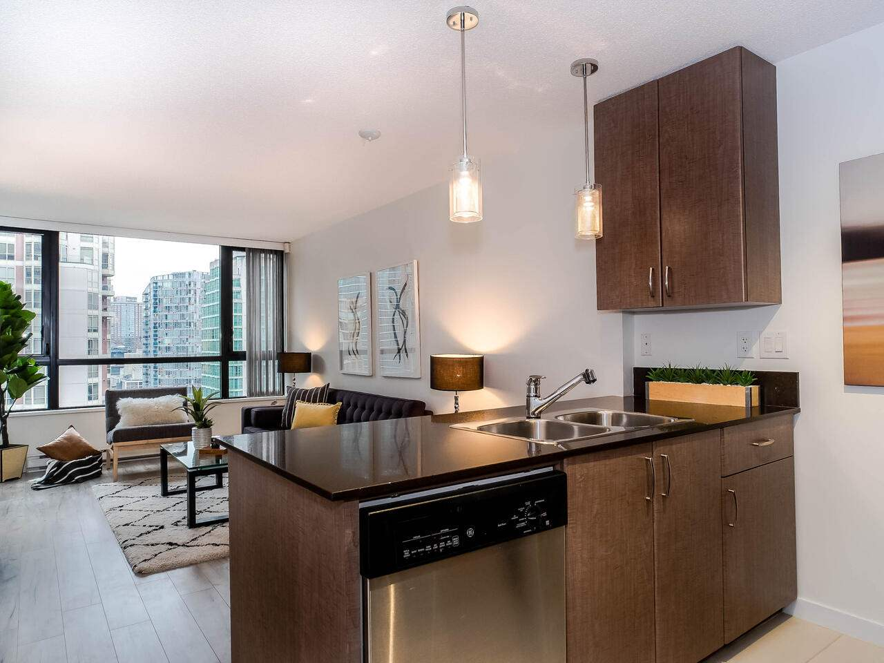 1810 909 MAINLAND STREET - Yaletown Apartment/Condo for sale, 1 Bedroom (R2518845) - #18