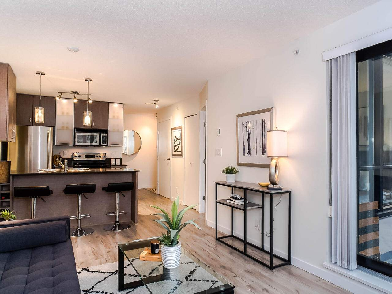1810 909 MAINLAND STREET - Yaletown Apartment/Condo for sale, 1 Bedroom (R2518845) - #2